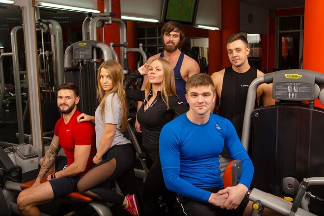Вакансии фитнес клубов в москве без опыта ночной клуб мега спейс