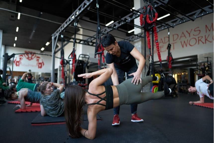 Персональный тренер по фитнесу и бодибилдингу